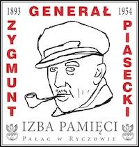 Generał Zygmunt Piasecki logo Izby Pamięci